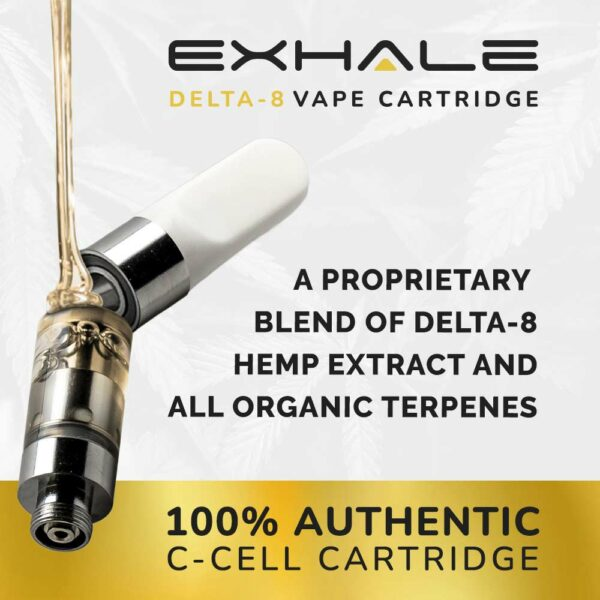 100% authetic C-Cell Cartridge